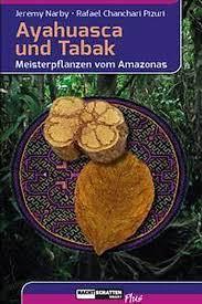 Ayahuasca und Tabak Buch von Jeremy ...