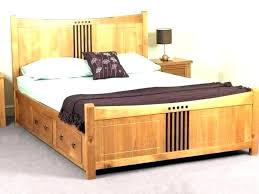 wooden king size bed – satispa.co