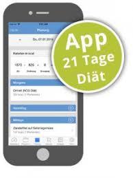 21 tage stoffwechselkur app