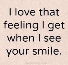 Romantic Love Quotes Her From my everything Her Smile Quotes Love Quotes Crush 98