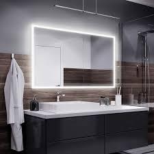 Alasta Spiegel Bosten Badspiegel Mit Led Beleuchtung Wandspiegel