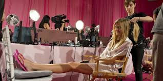 Behind the scenes at the Victoria s Secret Fashion Show