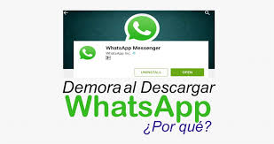 bajar whatsapp messenger gratis