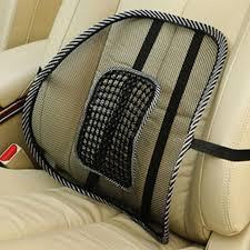 2017 new office chair car seat sofa cool massage cushion lumbar back brace pillow lumbar cushion