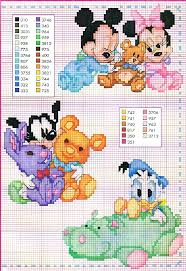 Free Disney Cross Stitch Charts