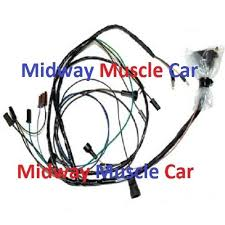 engine wiring harness v8 68 pontiac firebird 350 400 midway engine wiring harness v8 68 pontiac firebird 350 400