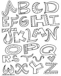 Alphabet Coloring Page Great Alphabet Coloring Pages For Adults And