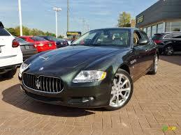 2009 Verde Deep Emerald (Green) Maserati Quattroporte #86675772 ...