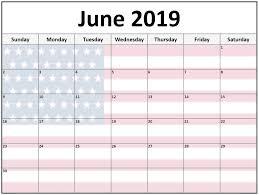 Download 2019 June Printable Calendar Free June Calendar 2019