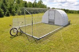 Chicken Coop On Wheels Designs Chicken Tractor Chickens Backyard Mobile Chicken Coop