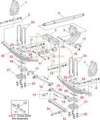 four spring tandem suspension Tandem Wiring Diagram Tandem Wiring Diagram #77 tandem trailer wiring diagram