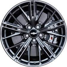 16 20 Camaro Zl1 Oem Wheel Kit Includes 4 Front Rear General Motors Oem Wheels General Motors Camaro Zl1