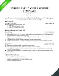 Customer Service Resume Template Free Enchanting Free Entry Level Resume Templates For Word Packed With Example Of