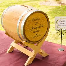 TOWEDDING5G 2?1422534707 personalized wine barrel wedding card holder on wedding card holder wine barrel