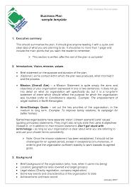 003 Business Plan Outline Fantastic Template Free Pdf Sample
