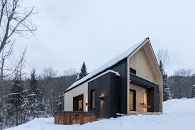 ... Inspiring Ideas Scandanavian Architecture Scandinavian Architecture In  Canadian Forest ...