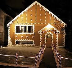 Gingerbread Outdoor Lights 50 Awesome Outdoor Christmas Decor Ideas And Makeover