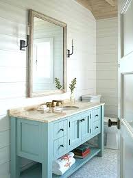 Beach Style Bathroom Beauteous Beach Inspired Bathroom Vanity Architecture Home Design