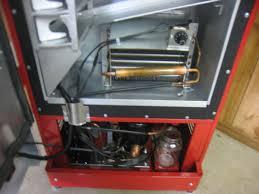 Vending Machine Cooling Unit Classy Cavalier Coke Machine Restoration And Repair