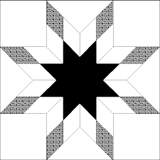 Free Quilt Block Clip Art Page 4 - Black & White clipart for Quilt ... & quilt block 4.gif (13314 bytes) Adamdwight.com