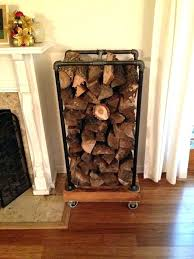 fireplace rack fireplace wood rack fireplace wood rack recycled pallets and some black pipe wood burning fireplace rack fireplace wood