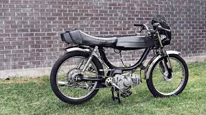 1979 Puch Magnum Pretty Bombers Moped Of The Day Custom Moped Puch Vintage Moped