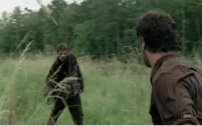 recurring zombie man meets rick andrew lincoln in episode 10 of amc s the walking