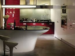 High Gloss Storage Cabinets Kitchen Modern Kitchen Furniture Sets Magnificent Red High Gloss