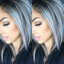 Hairstyle Color Gallery best 25 gray hair ideas grey dyed hair dyed hair 1186 by stevesalt.us
