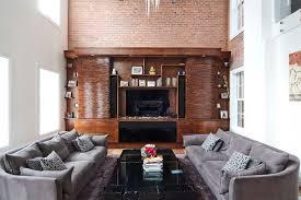 tv wall units living room modern