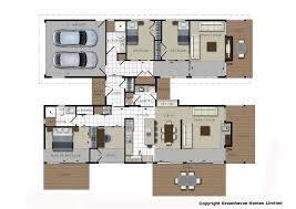 house plan two y awesome small two story house plans nz house decorations