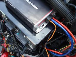installation and initial review rockford fosgate 300w, 4 channel rockford fosgate amp wiring diagram at Rockford Fosgate Wiring Harness