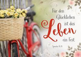 Postkarte Glückliches Leben Online Kaufen Segensart
