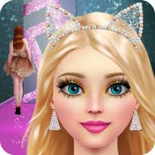 supermodel makeover spa makeup and dress up game for s
