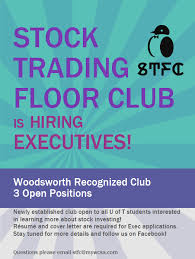 Woodsworth College Students' Association » Stfc Is Hiring