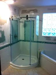 flawless curved glass shower door m7193405 curved bathtub doors curved glass bathtub doors curved glass shower