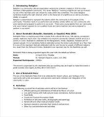 Partnership Proposal Samples 5 Media Partnership Proposal Pdf Doc Free Premium
