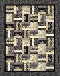Best 25+ Rail fence quilt ideas on Pinterest | Baby quilt patterns ... & 11 Rail Fence Quilt Patterns – A Couple Are Even for Jelly Rolls! | Quilt Adamdwight.com
