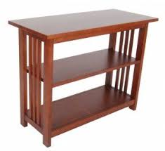 craftsman furniture. craftsman under window bookshelf furniture d