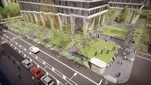 Parking Architecture Design Oculus Designs New Park For Melbourne Cbd