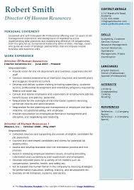 sample hr director resumes director of human resources resume samples qwikresume