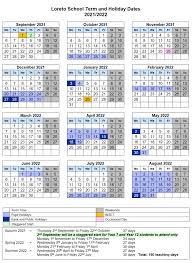 term dates loreto college st albans