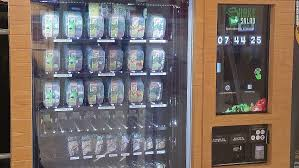 Name A Food You Never See In A Vending Machine Enchanting Singapore Vending Machines Dispense Amazing Array Of Things CNN Travel