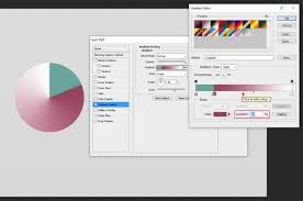 How To Create Adjustable Pie Chart In Photoshop Graphicadi