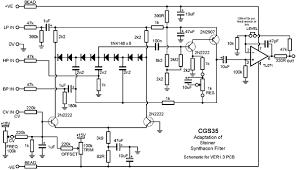cgs steiner voltage controlled hp, lp and bp filter synth diy wiki steiner 440 wiring diagram at Steiner Wiring Diagram