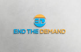 Graphic Design Companies In Uganda Bold Serious Non Profit Logo Design For End The Demand By