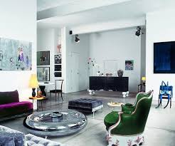 eclectic style furniture. bright solidcolored or even multicolored upholstery can be used for furniture decoration many diverse elements and forms combined eclectic style u