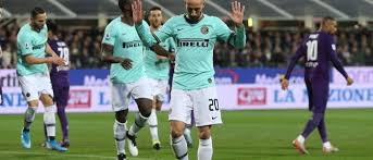 Inter-Fiorentina: prima partita D.E. - Bauscia Cafè