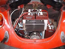 vw beetle electric conversion