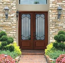 fiberglass front doors with glass interior doors glass doors for front entrance stone fireplace with 8